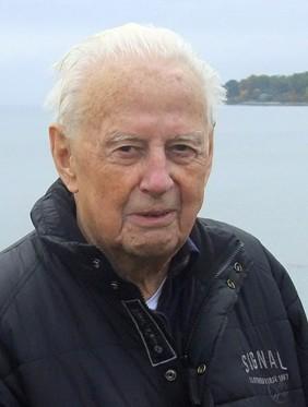 Jørgen Kieler – æresmedlem og med til at stifte Lauget 1. august 1974. (Foto: Jesper Alstrøm).