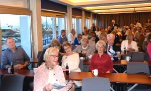 Forventningsfulde medlemmer. Foto: Jesper Alstrøm.